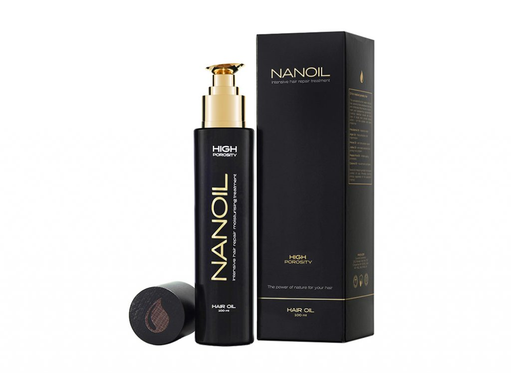 el mejor aceite capilar Nanoil
